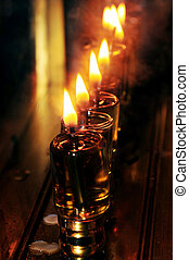 ユダヤ人, ホリデー, hanukkah