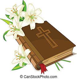 ユリ, 聖書, 花