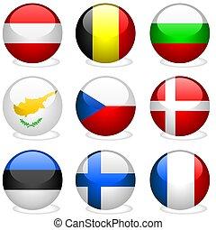ヨーロッパ, 組合, 部分, 1