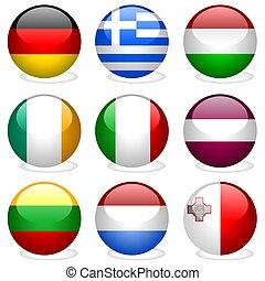 ヨーロッパ, 組合, 部分, 2