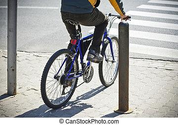ライダー, 自転車