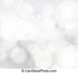 ライト, 白