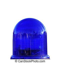 ライト, 警察