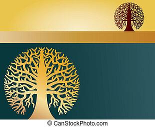 ラウンド, 2, 木