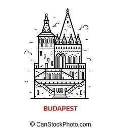 ランドマーク, ブダペスト, アイコン