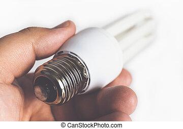 ランプ, ∥あるいは∥, 電気である, energy-saving, powersave