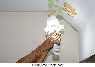 ランプ, セービング, 変化しなさい