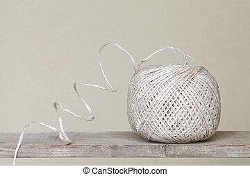 リンネル, より糸