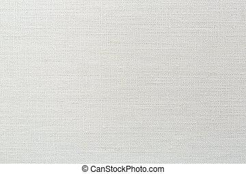 リンネル, キャンバス, 白い背景