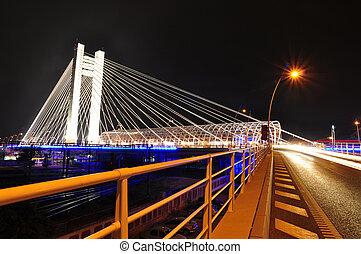 ルーマニア, basarab, 橋, bucharest