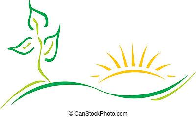 ロゴ, エコロジー