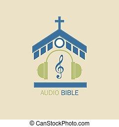 ロゴ, オーディオ, 聖書