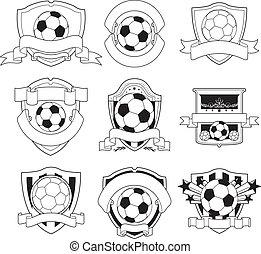 ロゴ, サッカー