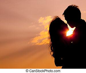 ロマンチック, 恋人
