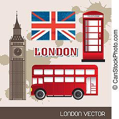 ロンドン, 要素
