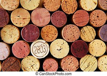 ワイン, コルク