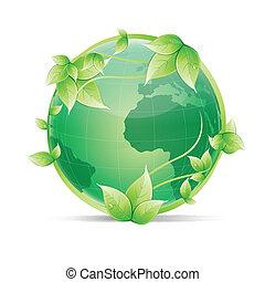 世界的である, エコロジー