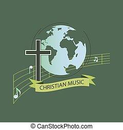 世界, キリスト教徒, 音楽