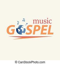 世界, ゴスペル, 音楽
