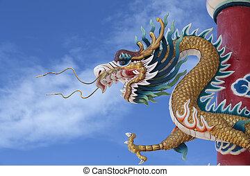 中国のドラゴン, 金, 巨人
