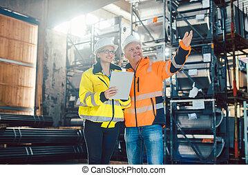 事業を論じる, 労働者, 中心, 顧客, ロジスティクス