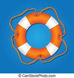 人命救助, 浮き