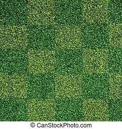 人工, 草, 手ざわり, 緑