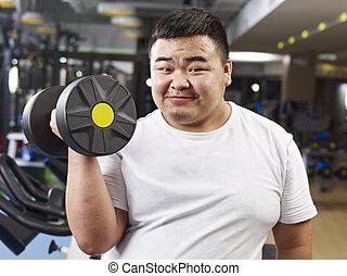 人, 太りすぎ, 運動