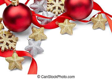 休日, 新年, 装飾, 装飾, クリスマス