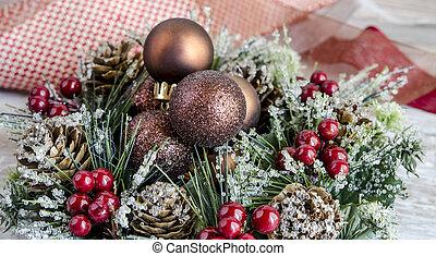 伝統的である, 装飾, クリスマス