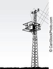 伝達タワー