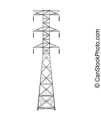 伝達タワー, 力