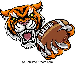 保有物, アメリカン・フットボール, tiger, ボール