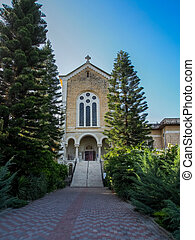 修道院, イスラエル, latrun