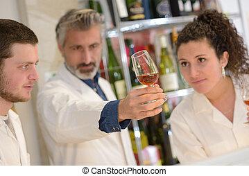 倉庫, winegrowers