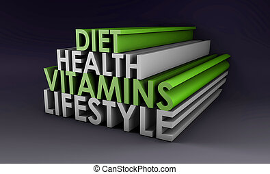 健康なライフスタイル