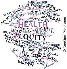 健康, 公平