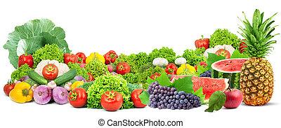 健康, 新鮮な野菜, カラフルである, 成果