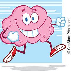 健康, 脳, ジョッギング, 特徴