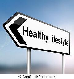 健康, lifestyle.