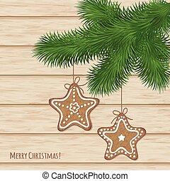 優雅である, クリスマスカード