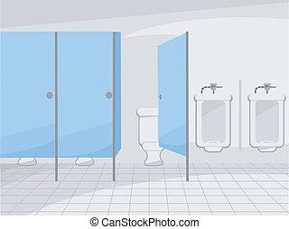 公共の手洗い所