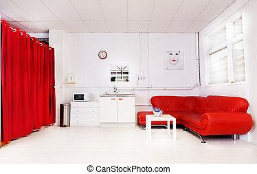 内部, 暮らし, 現代部屋