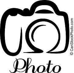 写真カメラ, 紋章
