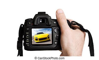 写真撮影, スポーツ