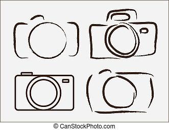 写真, カメラ