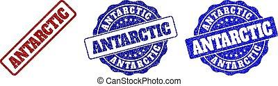 切手, 南極である, グランジ, シール