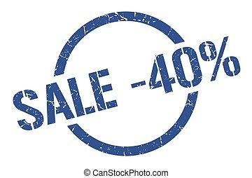 切手, -40%, セール
