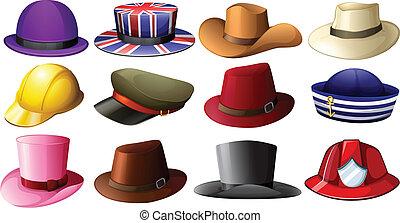 別, 帽子, デザイン