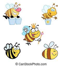 別, 漫画, 蜂